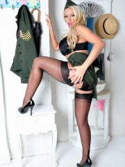 Lucy Zara Galleries. Sargent Zara Loves To Discipline.